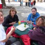Jour 5 - Derniers instants à la terrasse d'un café